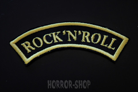 Rock'n'roll arch patch