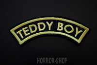 Teddy boy arch patch