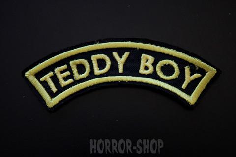 Teddy boy arch patch