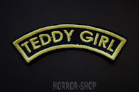 Teddy girl arch patch