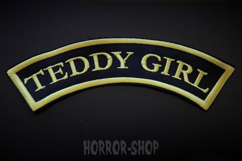 Teddy girl, arch patch (big one)