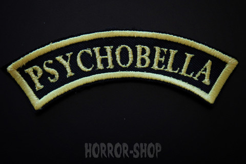 Psychobella arch patch