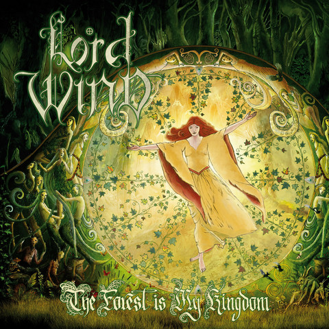 Lord Wind - The Forest Is My Kingdom (CD, new)