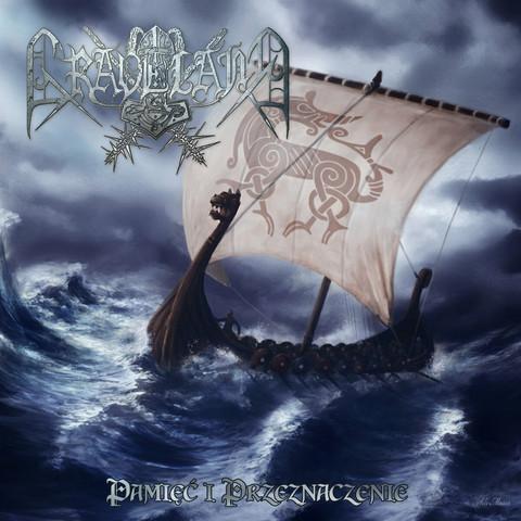 Graveland - Pamięć i Przeznaczenie (CD, new)