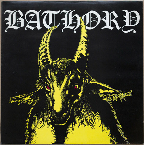 Bathory - Bathory (CD, new)
