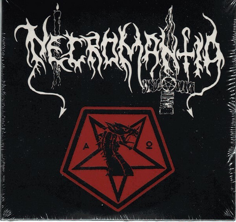 Necromantia ‎- Chthonic Years / Demo Collection (CD, new)