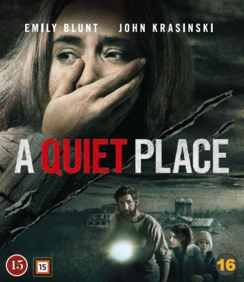 A Quiet Place (DVD, used)
