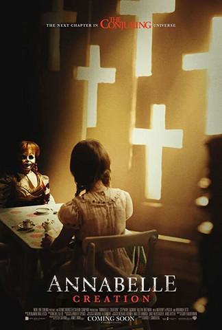 Annabelle Creation ( DVD Used)