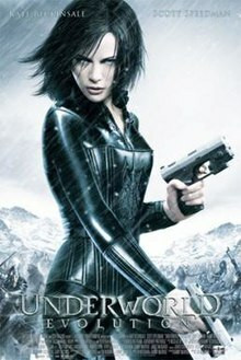 Underworld Evolution ( DVD Used)