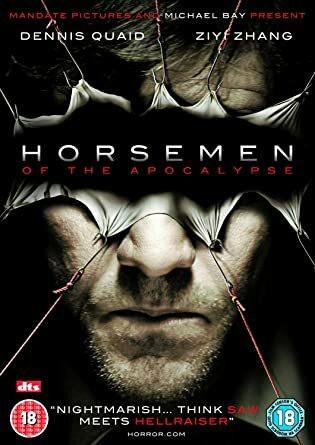 Horsemen Of The Apocalypse ( DVD Used)