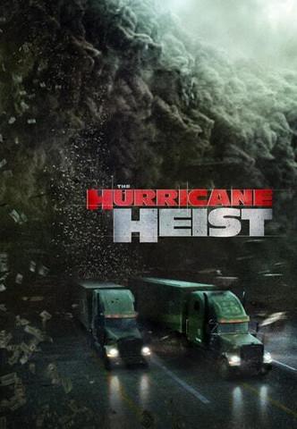 The Hurricane Heist (DVD Used)
