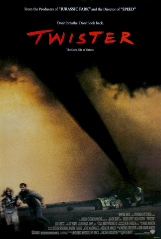 Twister ( DVD Used)