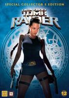Lara Croft: Tomb Raider ( DVD Käytetty)