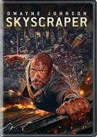 Skyscraper ( DVD Käytetty)