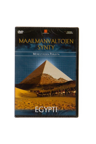 Engineering An Empire - Egypt (DVD Used)