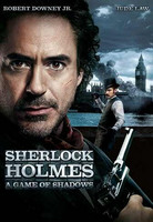 Sherlock Holmes: A Game of Shadows (DVD Käytetty)