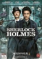 Sherlock Holmes( DVD Käytetty)