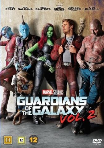 Guardians of the Galaxy( DVD Käytetty)