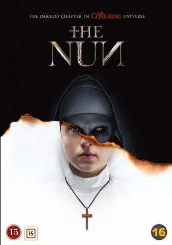 The Nun ( DVD Used)