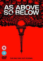 As Above so Below ( DVD Käytetty)