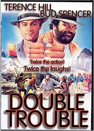 Double Trouble (DVD used)