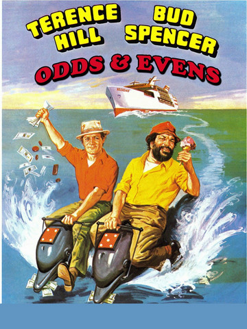 Odds and Evens ( DVD Used)