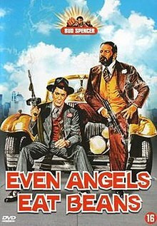 Even Angels Eat Beans ( DVD Used)