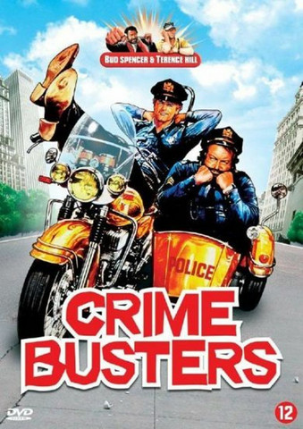 Crime Busters ( DVD Used)