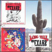 LONG TALL TEXANS: Beans in the/Saturn (2x cd, used)