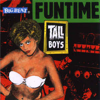 Tall Boys - Funtime (CD, käytetty)