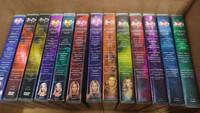 Buffy, Vampyyrintappaja: kaudet 1-7 (DVD, käytetty)
