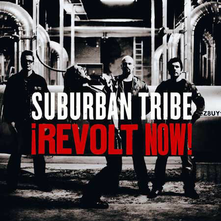 Suburban Tribe - ¡Revolt Now! (CD, used)