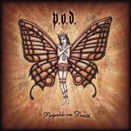 P.O.D. - Payable on Death (CD, used)