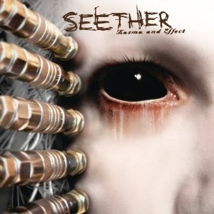 Seether -  Karma and Effect (CD, used)