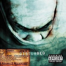 Disturbed - The Sickness (CD, used)