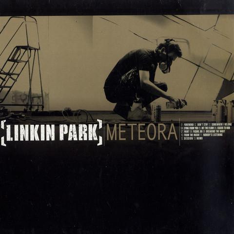 Linkin Park - Meteora (CD, käytetty)