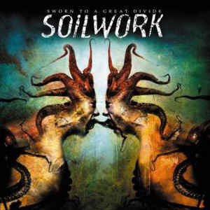 Soilwork - Sworn To A Great Divide (CD + DVD, used)