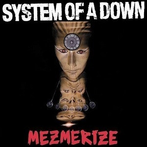 System of a Down - Mezmerize (CD, used)