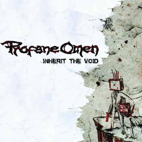 Profane Omen - Inherit The Void (CD, used)