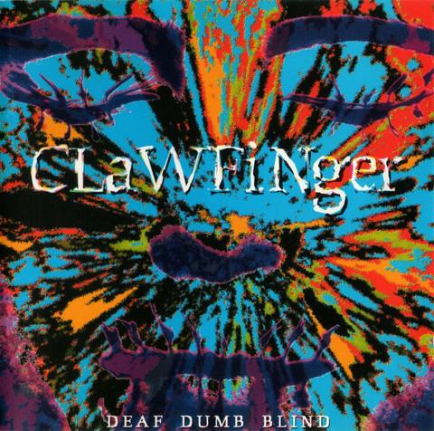 Clawfinger - Deaf Dumb Blind (CD, used)