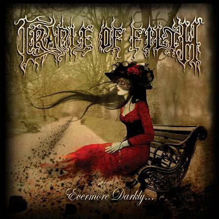 Cradle Of Filth - Evermore Darkly (CD, used)