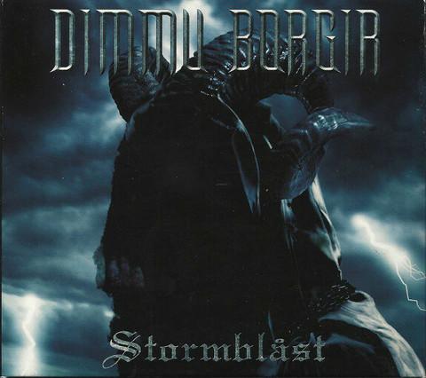 Dimmu Borgir - Stormblåst (CD, käytetty)