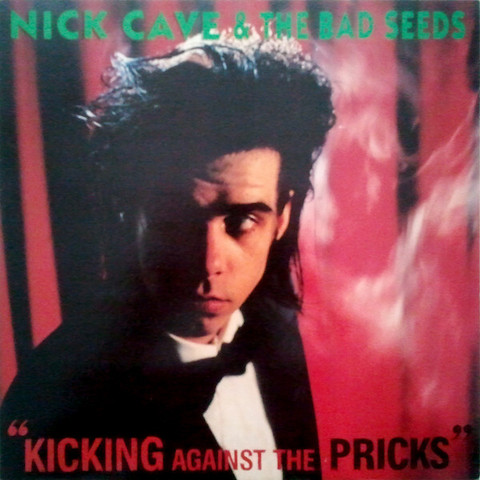 Nick Cave & The Bad Seeds - Kicking Against The Pricks (CD, used)