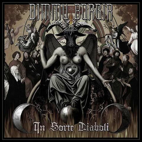 Dimmu Borgir - In Sorte Diaboli (CD, used)