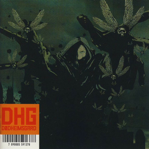 DHG, Dødheimsgard  - Supervillain Outcast (CD, käytetty)