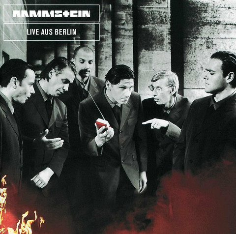 Rammstein - Live aus Berlin (CD, used)