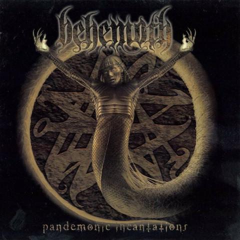 Behemoth - Pandemonic Incantations (CD, used)