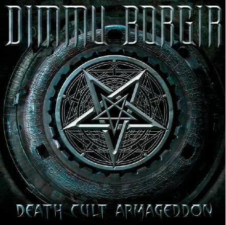 Dimmu Borgir - Death Cult Armageddon (CD, used)