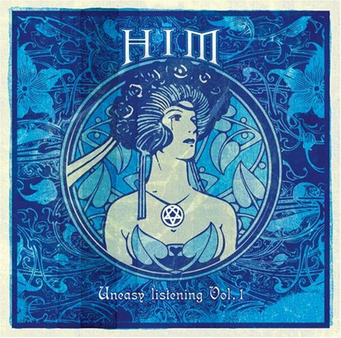 HIM - Uneasy listening Vol 1 (D, used)