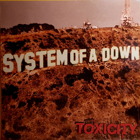 System Of A Down - Toxicity (CD, used)